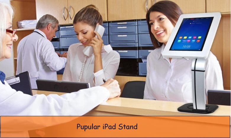 iPad stand for Desk - Best iPad counter stand