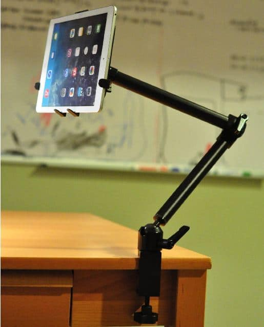Arkscan iPad Stand for table