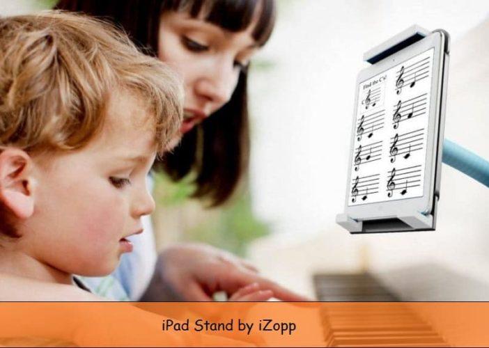 Musician iPad stand