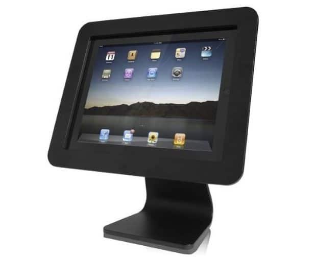Maclocks iPad stand Heavy base