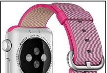Best Apple Watch Woven Nylon Band