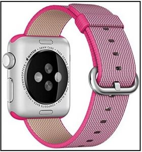 Best Apple Watch Woven Nylon Band: Give Fresh Look to your iWatch