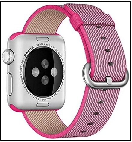 Best Apple Watch Woven Nylon Band