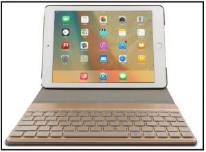 Best iPad Pro 9.7'' Aluminum keyboard Case: Offer Price