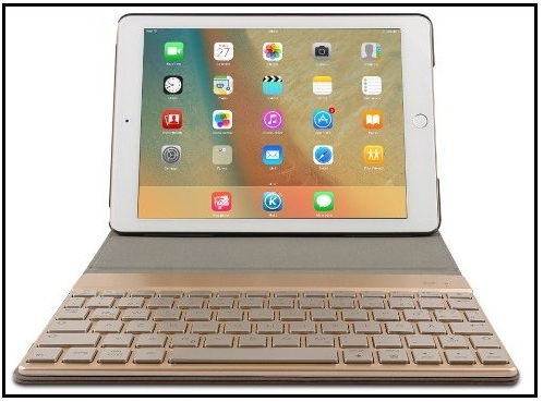best iPad Pro 9.7'' Aluminum Keyboard case 2016