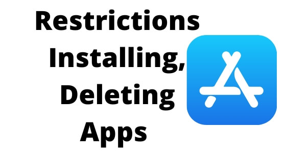 Installing, Deleting Apps on iPhone, iPad (1)