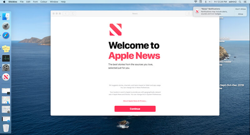 News App Problems and Tips for Mac MacBook in Any MacOS