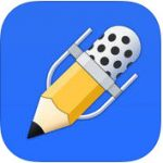 Notability iOS app for iPhone, iPad, iPod