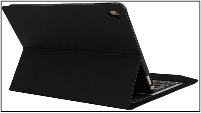 Best iPad Pro 9.7'' Aluminum keyboard Case