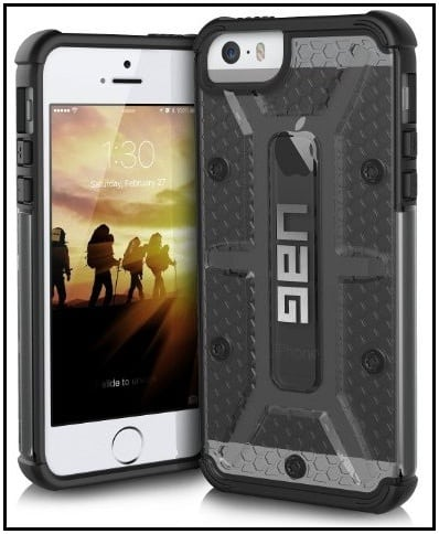 Aftermarket iPhone SE Case: Urban Armor Gear