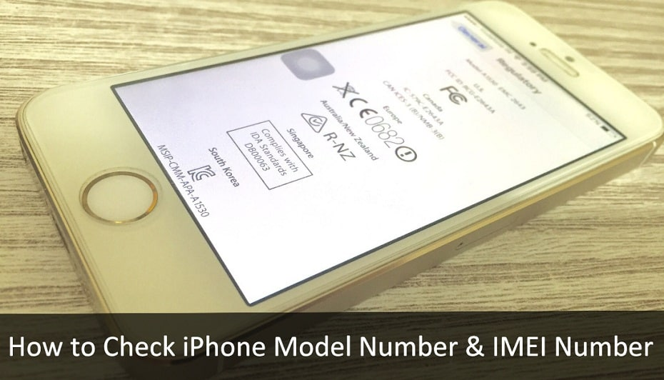 how to check iphone model alternate ways to check iphone model number imei number 17103