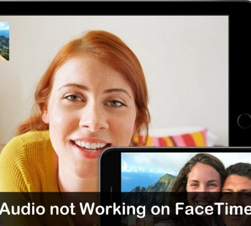 how to fix iPad Audio not Working on FaceTime Call