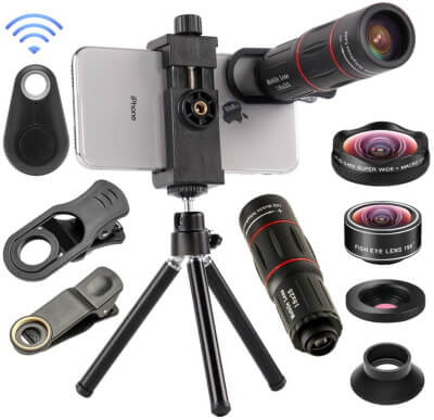 iPhone Camera Kit – Microlens
