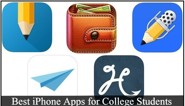 Best iPhone Apps for College Students of 2019