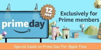 Prime day Deals on Amazon for Apple Fans and Tech users