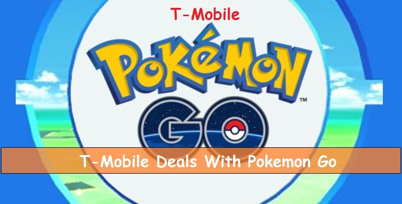 T-Mobile offer for Pokemon Players: Free year Data plan and Guide