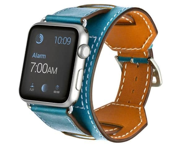 Cuff Wrist Band for apple watches 38mm¬
