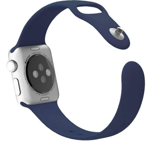 replacement for apple watches in Rubber