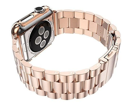 Gold Metal Band for apple watch 38mm