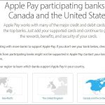 List of apple pay supported banks, Retailers and Credit Unions
