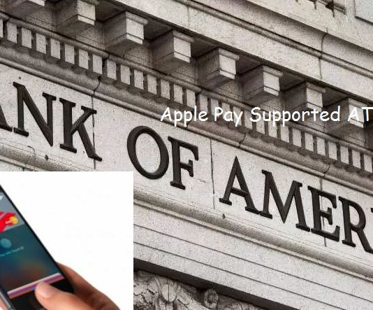 Apple Pay on ATM rolled out by Bank of America
