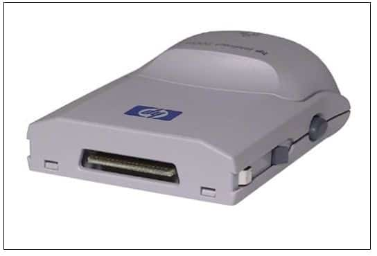 Wired Printer server from HP
