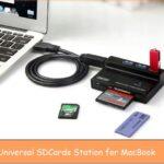 Micro SD Card Adapter for Macbook Pro, Air, Mac Mini and iMac