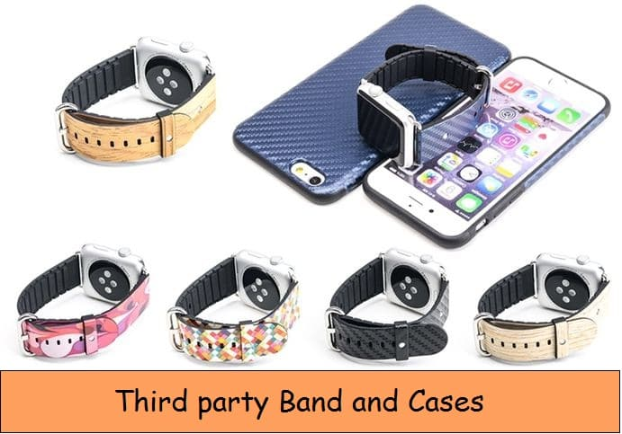 Best Cases for iPhone and Band for apple watch on Prime Deals