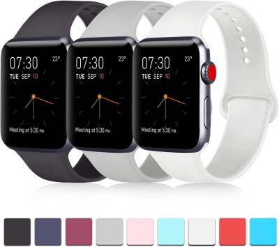 ATUP Silicone Band Replacement for Apple Watch