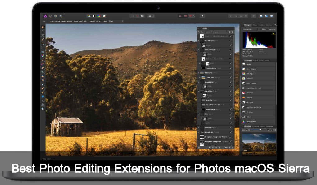 Best Photo Editing Extensions for Photos macOS Sierra 2016