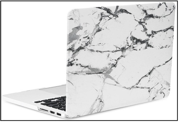 marble case for macbook pro 13 inch