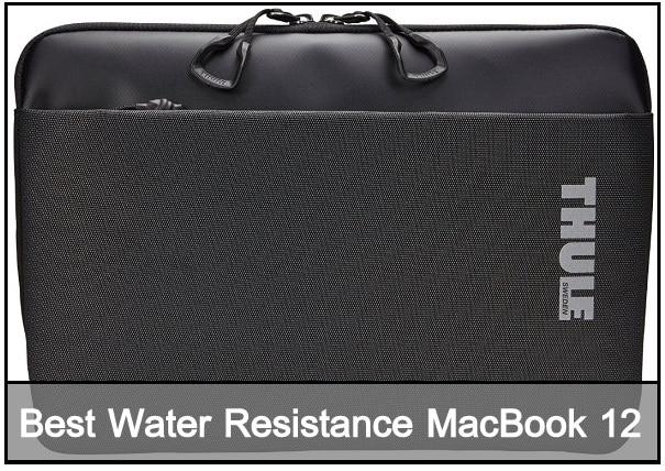 MacBook 12 inch Water Resistance Case