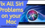 Fix Siri Problems on your Mac