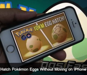 Best Tips to Hatch Pokémon Eggs Without Moving on iPhone