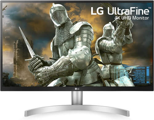 LG IPS Monitor with Freesync Technology