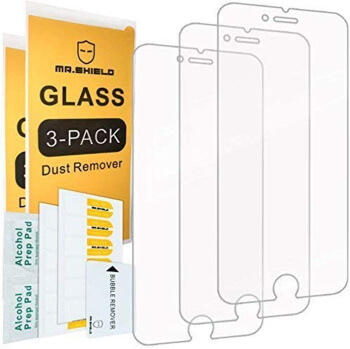 Mr.Shield Screen Protector for iPhone 6