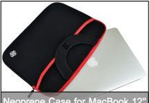 best Neoprene Case for MacBook 12 inches