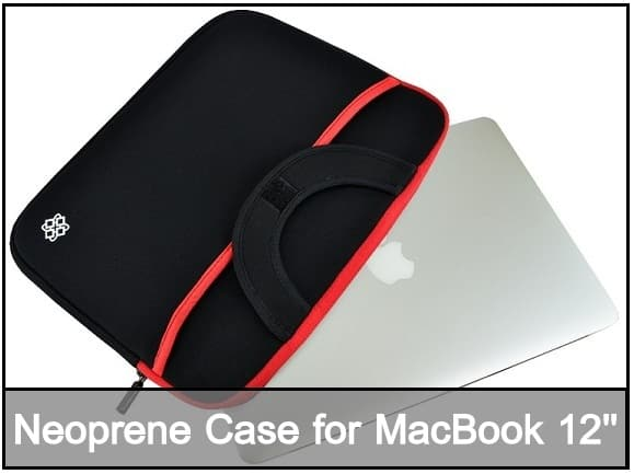best Neoprene Case for MacBook 12 inches