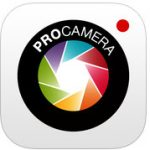Pro Camera app for iPhone, iPad