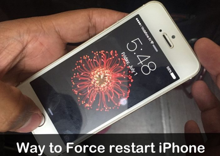how to fix iPhone Stuck won't turn off