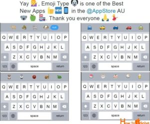 Predictive emoji on Keyboard using App or Withoth app in iOS 10