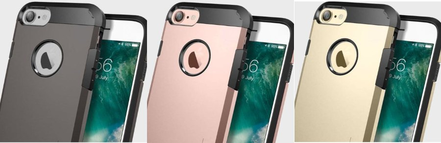 Spigen iPhone 7 case in Pre Order