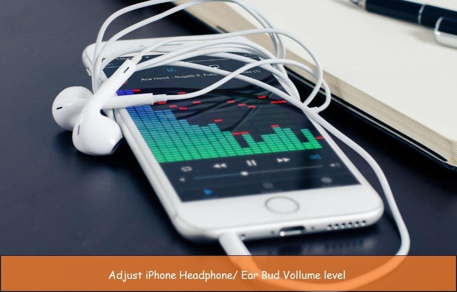 Balance iPhone Volume from headphone