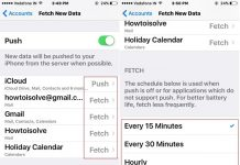 how to change holidays voice mail on iphone