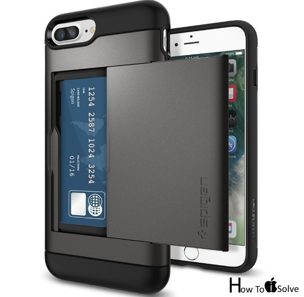 Spigen iPhone 7 Plus pocket case for card