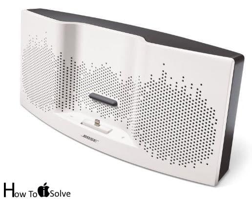 Лучшая док-станция для динамика для iPhone 7 от Bose