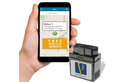 5 Aware GPS Vehicle Tracking system