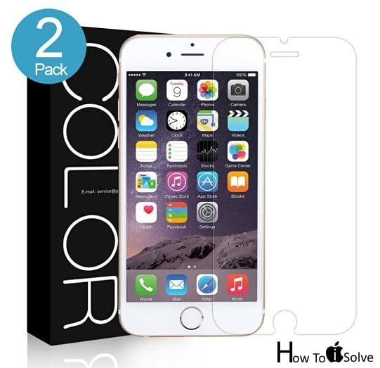 G COLOR iPhone 7 Plus screen Protector