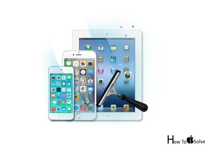 Make free space on iPhone iPad or iPod Touch using software