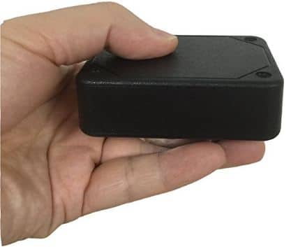 6 Portable and Magnetic body GPS Tracker for spy device and Car